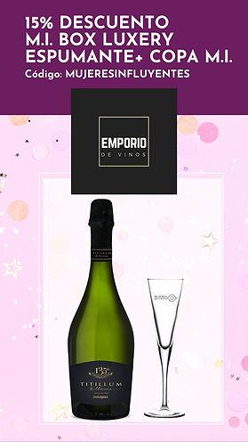 Beneficios exclusivos mi- emporio de vin