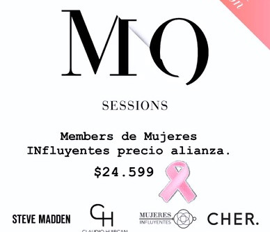 MO SESSION PINK EDITION