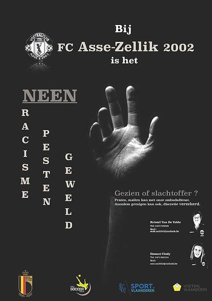 Neen tegen pesten AZ2002.jpg