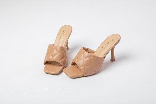 Tan TMG heels