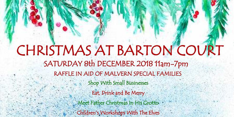 Christmas at Barton Court