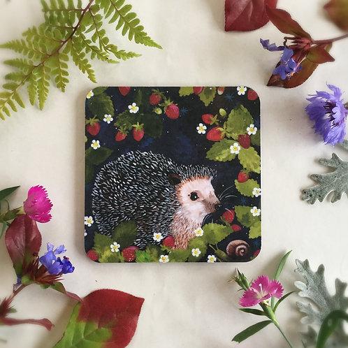 Rosie Hedgehog Coaster
