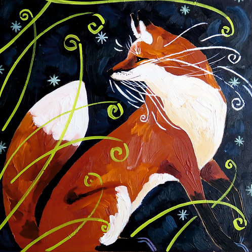 Fine Fox, PRINT