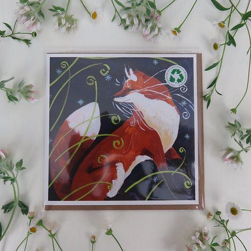 Wholesale Foxy, card