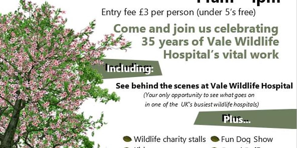 Vale Wildlife Open Day
