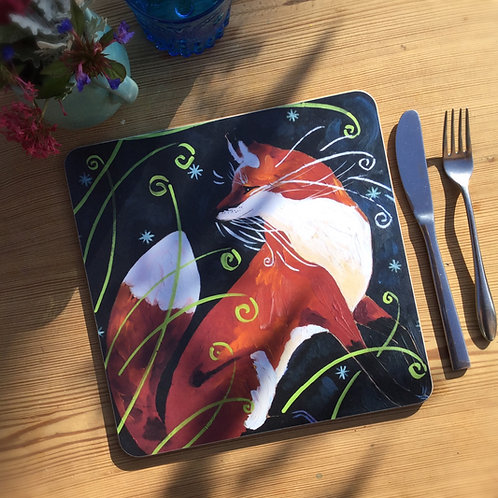 Wholesale  Fine Foxy Table/Placemat