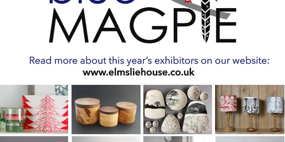 Elmslie House, Blue Magpie Christmas Craft Fayre