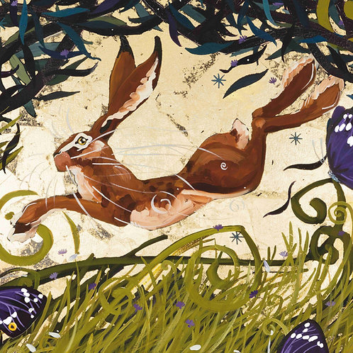 King of the hares, PRINT
