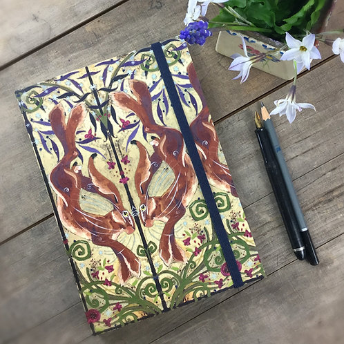 High Jinks Hare Notebook