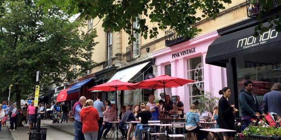 Montpellier Street Market