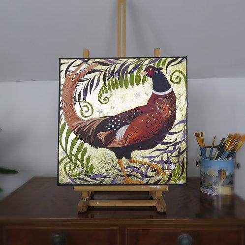 Wholesale Fine Pheasant Original Canvas
