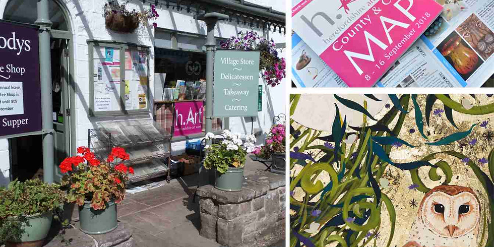 Herefordshire Arts Week, at Woods of Whitchurch, Whitchurch (1)