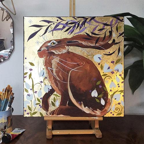 Wholesale Snowdrop Hare Original Canvas