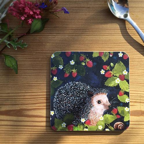 Wholesale Rosie Hedgehog Coaster