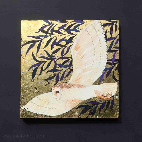 Tyto Alba, ORIGINAL Canvas