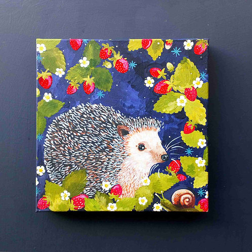 Rosie Hedgehog, ORIGINAL