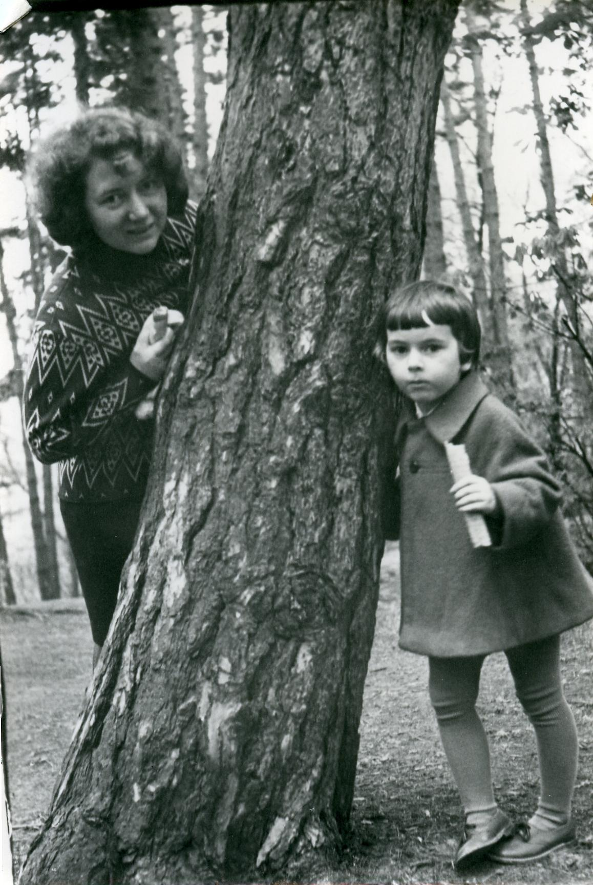 гуляем с мамой