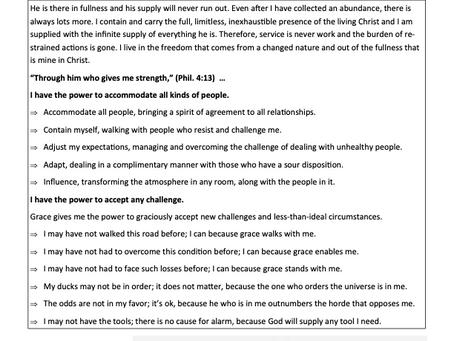 July 25, 2021: Pastor Prep Notes