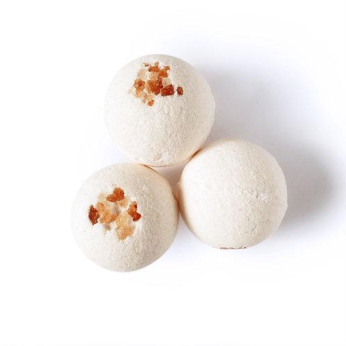 Eucalyptus + Himalayan Salt Mani/Pedi Bombs (3x)