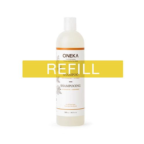Oneka Shampoo – Goldenseal & Citrus