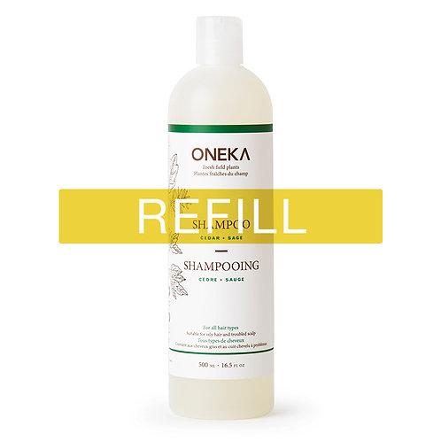 Oneka Shampoo – Cedar & Sage