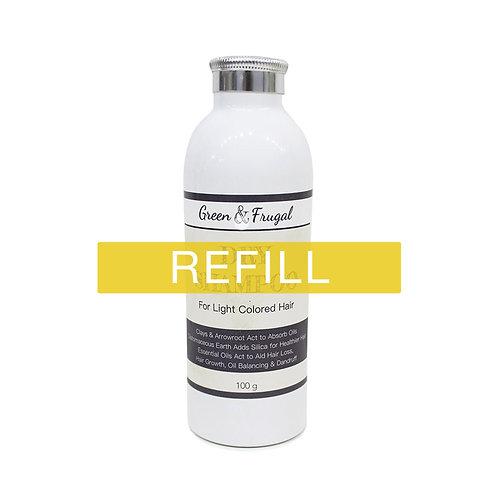 Green & Frugal - Dry Shampoo