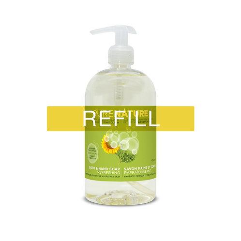 Pure Nature Body & Hand Soap - Lavender/Eucalyptus