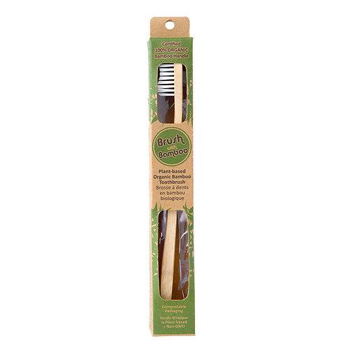Brush with Bamboo - Toothbrush