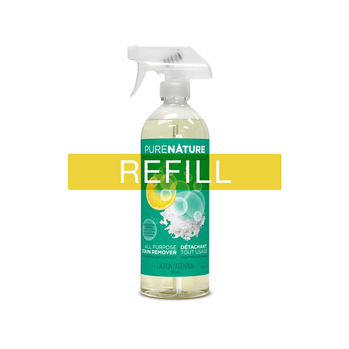 Pure Nature Stain Remover - Eucalyptus/Lemon