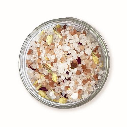 Buck Naked - Moroccan Rose Salt Soak