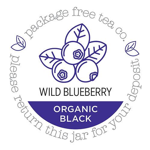 Organic Wild Blueberry Black Tea