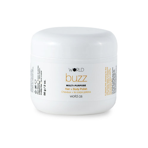 WORLD - Buzz Hair & Body Polish
