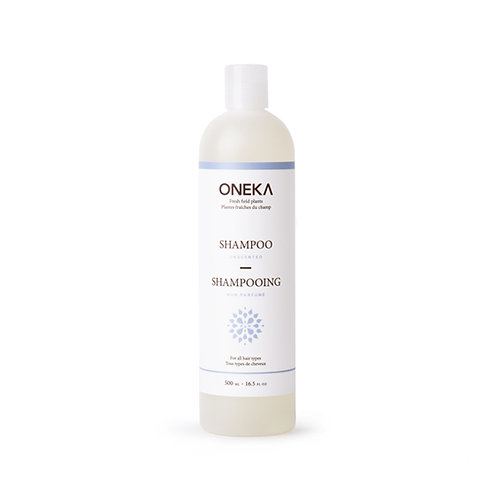 Oneka Shampoo – Unscented
