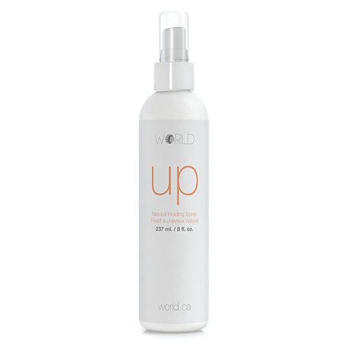 WORLD Up - Natural Holding Spray