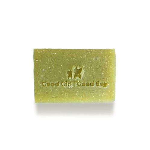 Good Girl Good Boy - Calming Organic Hemp and Chamomile Soap