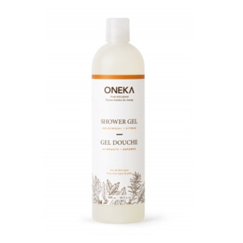 Oneka Shower Gel – Goldenseal & Citrus