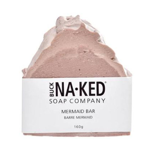 Buck-Naked Shampoo Bars - Mermaid Bar