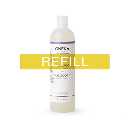 Oneka Shampoo – Angelica & Lavender