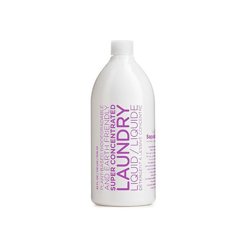 Sapadilla Laundry Liquid - Sweet Lavender + Lime