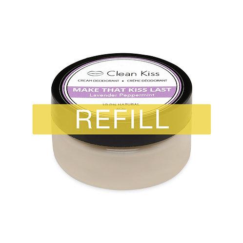 Clean Kiss Deodorant - Lavender Peppermint 60ml