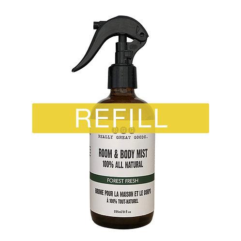 RGG Room & Body Mist - Forest Fresh