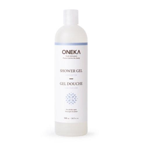 Oneka Shower Gel – Unscented
