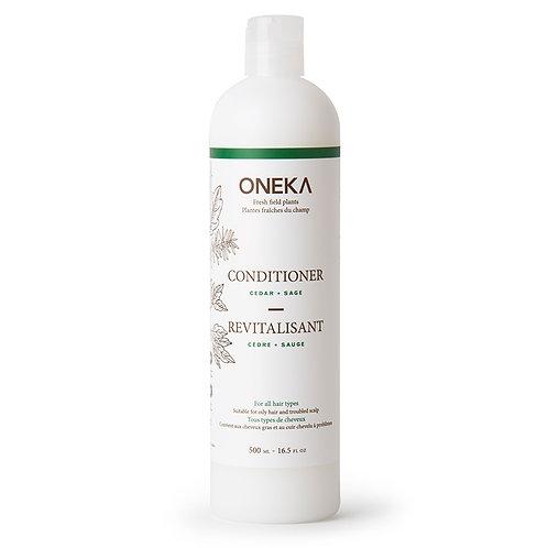 Oneka Conditioner – Cedar & Sage