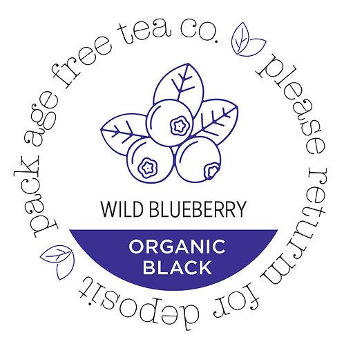 Organic Wild Blueberry Cold Brew* Black Tea