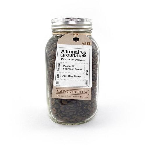 Alternative Grounds - Queen 'E' Espresso Blend (340g)