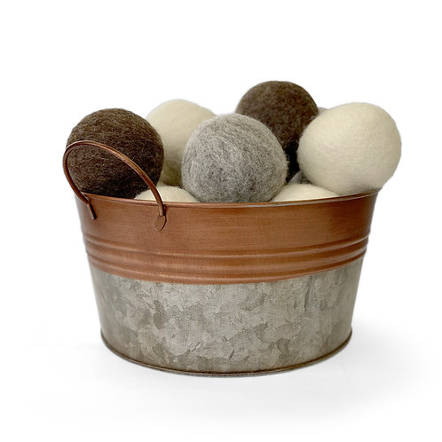 Moss Creek Wool Works - Wool Dryer Ball