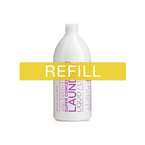 Sapadilla Laundry Liquid - Sweet Lavender + Lime