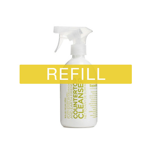 Sapadilla Countertop Spray - Rosemary + Peppermint