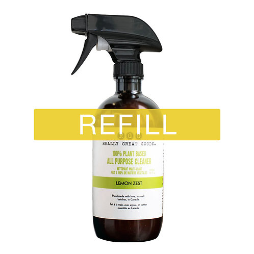 RGG All Purpose Cleaner - Lemon Zest