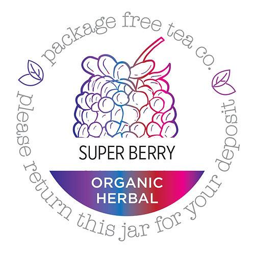 Organic Super Berry Herbal Tea